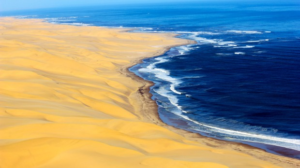 Skeleton Coast, Namibia.