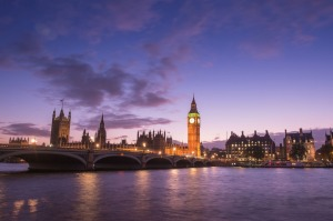London traveller image