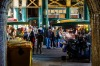 BOROUGH MARKET, LONDON: They are big on free samples at this market near the Thames, which may be one reason why it is ...