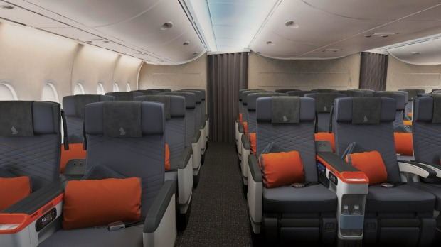 Airline review: Singapore Airlines premium economy