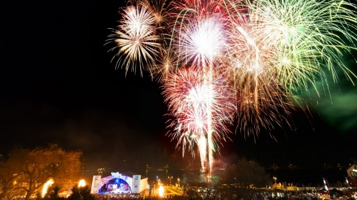 The annual Queenstown Winter Festival is said to be the southern hemisphere's largest winter party.