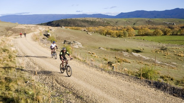 six of the best new zealand bike rides