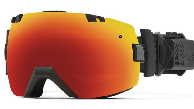 Smith I/OX Elite Turbo Fan Goggles: Smith have brought out the big guns to kill vision impairing fog on their goggle ...
