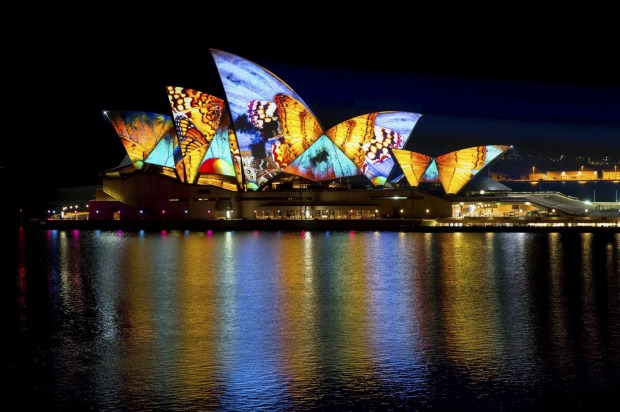 The Sydney Opera House is Sydney's instantly recognisable go-to icon.