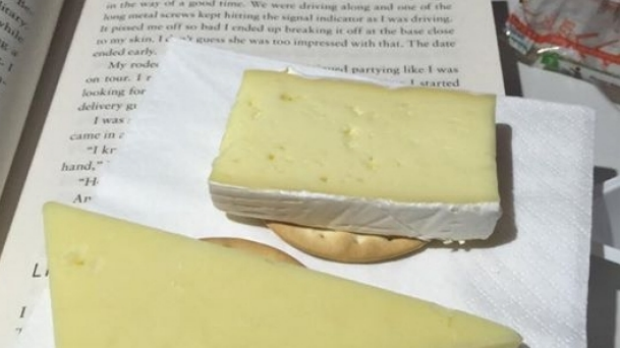 Cheesed off: Air New Zealand customers have expressed concern at the airline's cracker-to-cheese ratio.