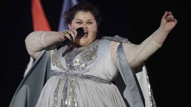 Bojana Stamenov from Serbia stormed out of the blocks with her song and is a legitimate contender. The final of the 60th ...