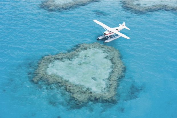 Whitsundays: the likes of South Molle Island, Hamilton Island and Hayman Island have resorts aimed at various price ...