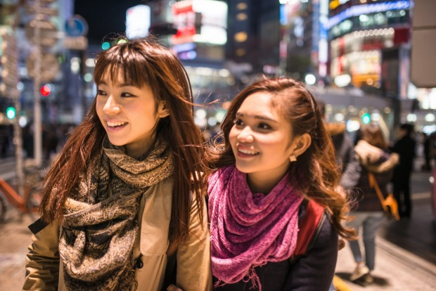 Tokyo rates highly on anyone's scale - this is an incredibly safe city where you don't for a single second ever feel ...
