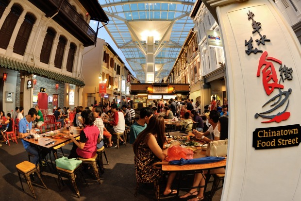 As a traveller, you never feel like you're in any danger in Singapore, whether that's going out at night in Chinatown or ...