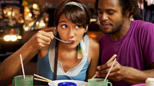 Learn how to avoid the tourist food traps when travelling and eat like a local.