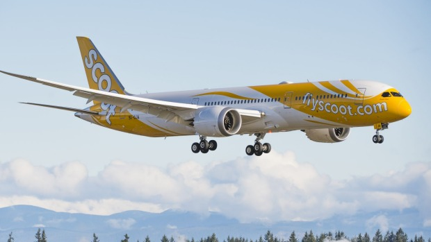 Scoot has resumed its weekly flights from Melbourne to Singapore.