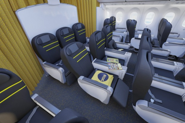 Low cost business class on Scoot. Who doesn't love turning left when you enter the plane? With the rise of a premium ...