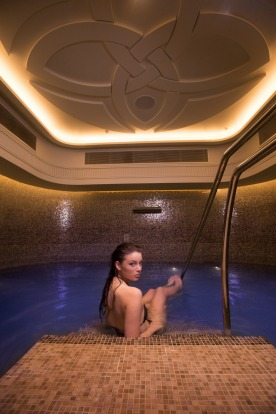 The Crown Spa Complex's ISIKA is on level 27 and you can absorb the view from one of the best infinity pools in ...