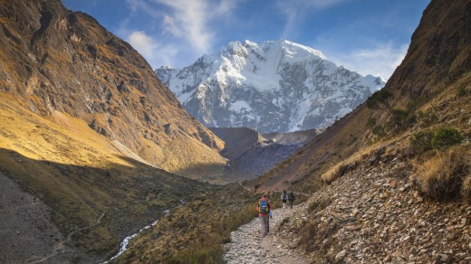 While the iconic Inca trail may still top most bucket lists, trekking enthusiasts should consider some of Peru's ...
