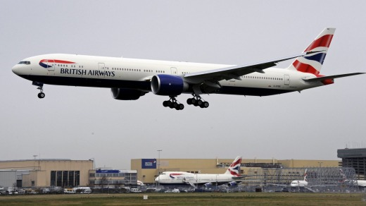British Airways fly London Heathrow to New York JFK.