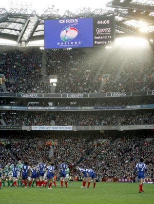 Croke Park, Ireland: While it's easy to become obsessed with the soccer kind of football in Europe, it's worth ...