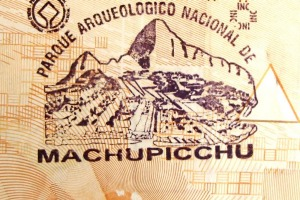 Machu Picchu: The famous archaeological site will happily stamp your passport with a large image of the Andes and the ...