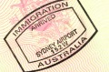 Passport stamps are dying out due to technology.