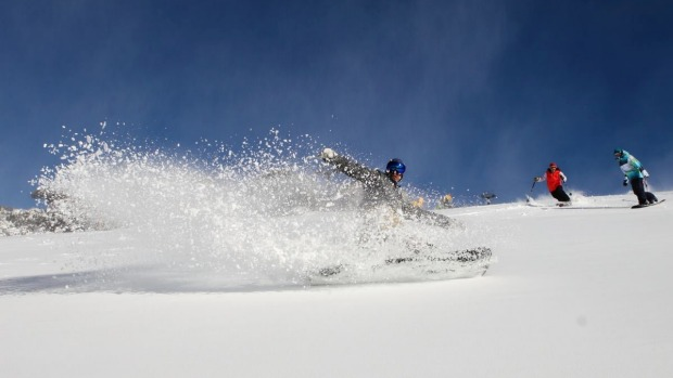Hotham will have lifts turning from the first Saturday in June.