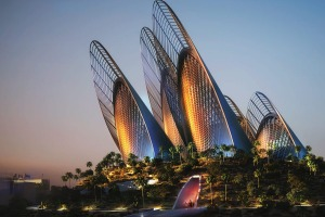 Zayed National Museum will be part of Saadiyat island's cultural district which will also include outposts of the Louvre ...