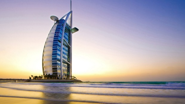 On your brief stopover in Dubai you might like to  check out why  Burj Al Arab is the world's only seven-star hotel.