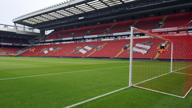 Anfield, UK. There's barely a sports fan alive who doesn't dream of one day standing in the home of the Liverpool ...