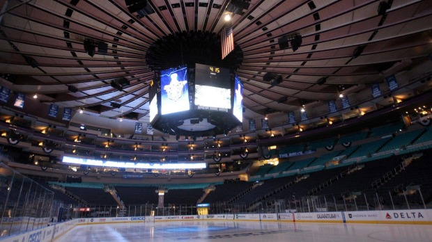 Madison Square Garden, USA. Sporting venues don't come much more iconic than Madison Square Garden in New York, home of ...