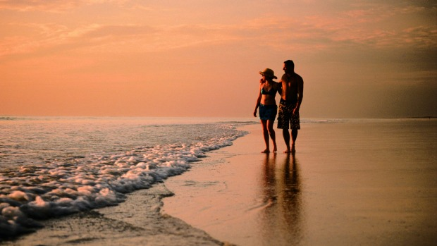Broome's Cable Beach stretches for 22 kilometres.