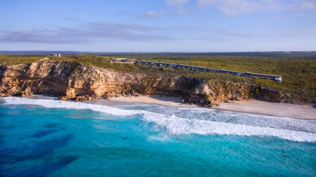 Oceanscapes don't come much more dramatic than the southern coast of Kangaroo Island.