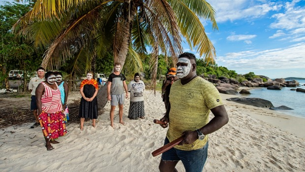 Bawaka Beach: Try out a tribal lifestyle: camp on the beach, learn about dreamtime stories and traditional art, or try ...