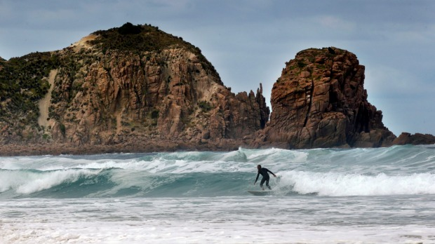 Named as the first National Surfing Reserve in Victoria, Woolamai is one of the best spots to catch some winter waves.