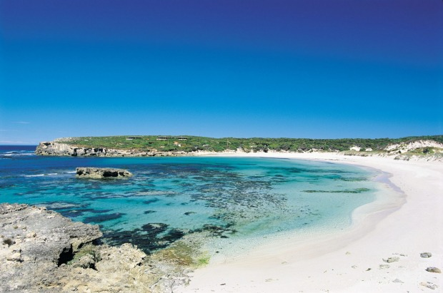 Hanson Bay, Kangaroo Island: Get swept out to sea here, and you won't make landfall until Antarctica.