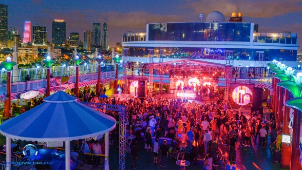 Cruise Ship Dance Parties The New Party Scene On The Seas - Cruise ship party