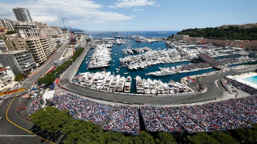 Featuring events such as the Monaco Grand Prix, the travel calendar of the new rich is a closed loop of access because ...