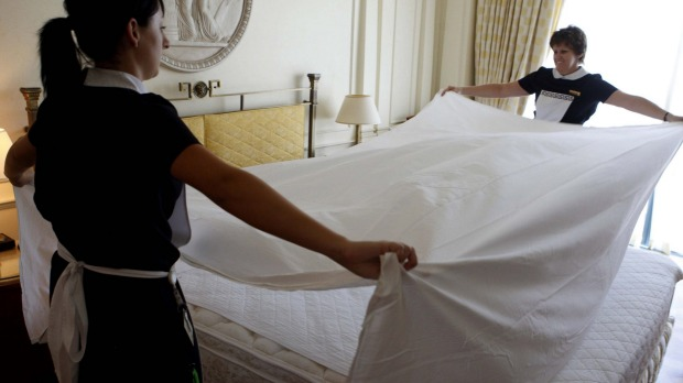 There are ways to be a better hotel guest for both those who clean up after you and the environment.