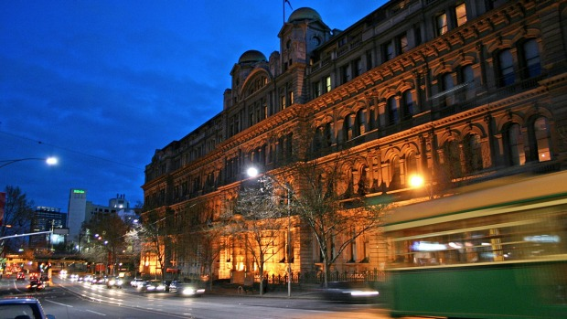 "GRAND HOTEL MELBOURNE, AUSTRALIA: Aside from the legion of humble pubs that call themselves ""Railway Hotel"", Australia ..."