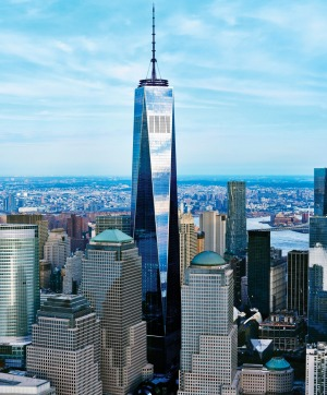One World Trade Centre, New York: Views to rival the Empire