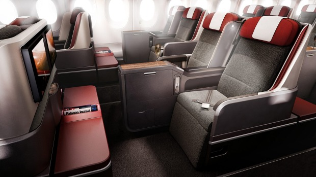 LATAM A350 with interiors designed by PriestmanGoode.