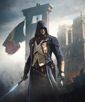 Arno from <i>Assassin's Creed Unity</i>.