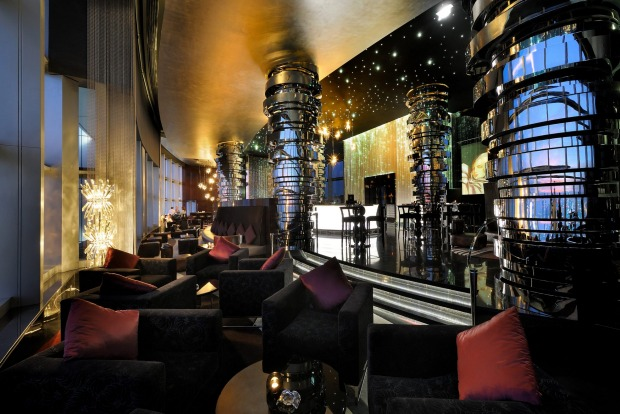Neos at The Address, downtown Dubai: Outsized and opulent (much like The Address, the hotel atop of which it sits), ...