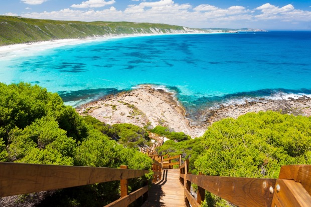 Esperance, Western Australia: My parents are obsessed with bushwalking, so it seems likely that I'll end up with a ...