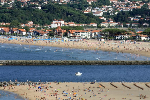 Hondarribia, Spain: I'd love to retire in San Sebastian, the Basque town with all the great food that I'm always writing ...