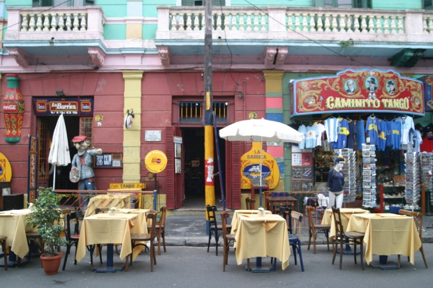 Buenos Aires, Argentina: Retirement probably means many things to many people. To me it means great, affordable food. It ...