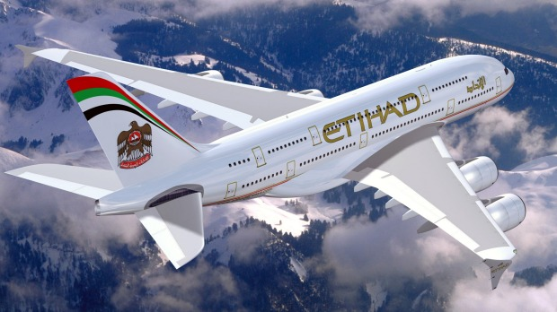 Etihad Airways Couldn't Find Indian Passengers