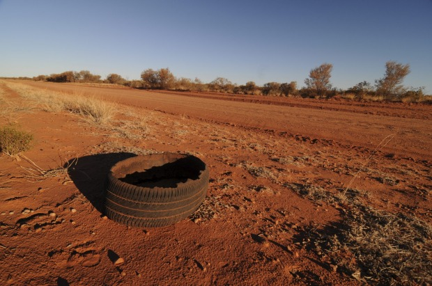 The Red Centre: Australians don't have to go far to be in the middle of nowhere. Out in the centre of this great land ...