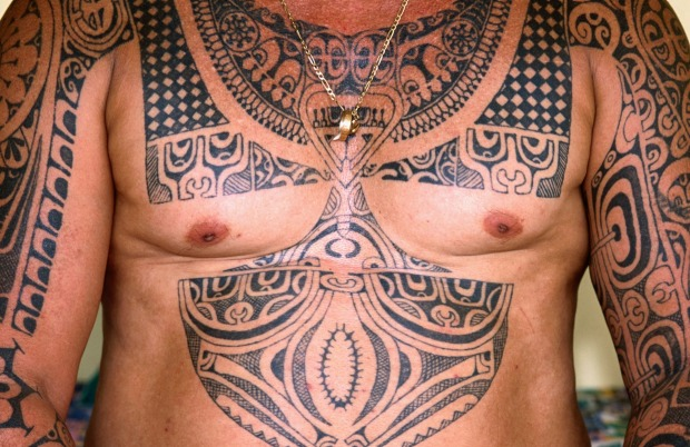 Full-body tattoos and erotic dance moves were entrenched in Polynesian culture until members of the London Missionary ...