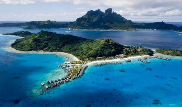Hang the expense – everyone needs to see Bora Bora once in their life. The awe begins even before landing, when the ...