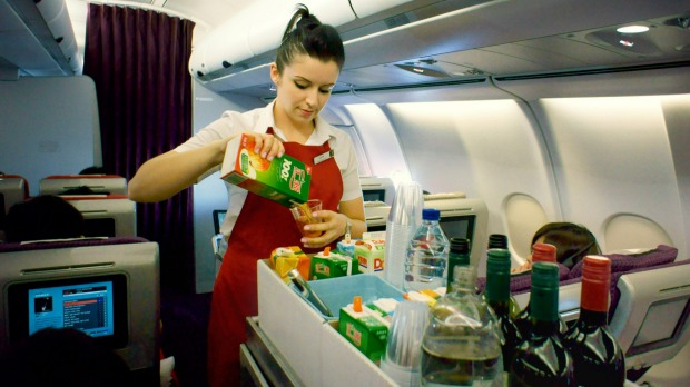 Airlines should consider limiting the amount of alcohol they serve.