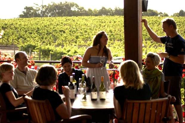 MARGARET RIVER: It's often overshadowed by big-name competition such as the Barossa or Yarra Valleys, but Margaret River ...