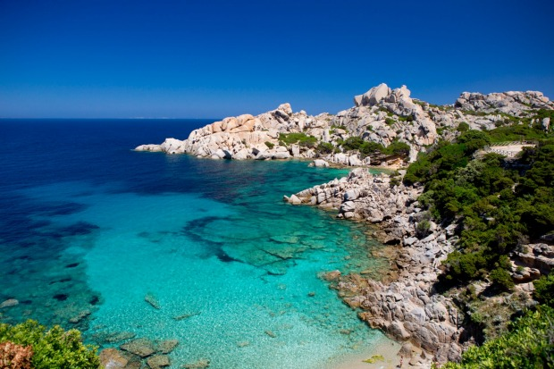 SARDINIA: Though perennially popular with Europe's mega-rich, this Italian island is in many places still a quiet, ...